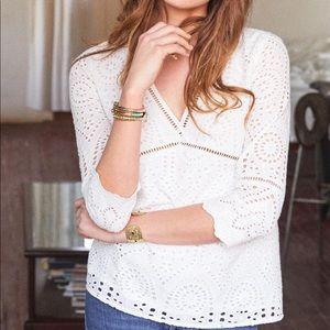 Sezane Andrea blouse